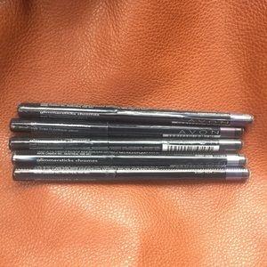 5 Avon eyeliners. Brand new, unopened!